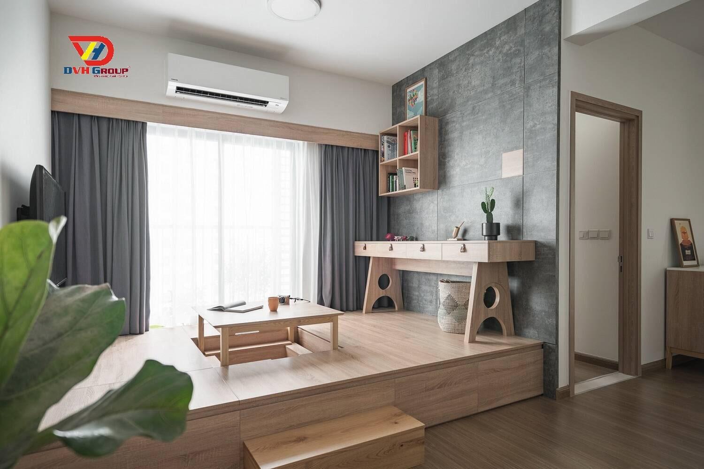 Thiết kế nội thất căn hộ chung cư tại quận Thủ Đức
