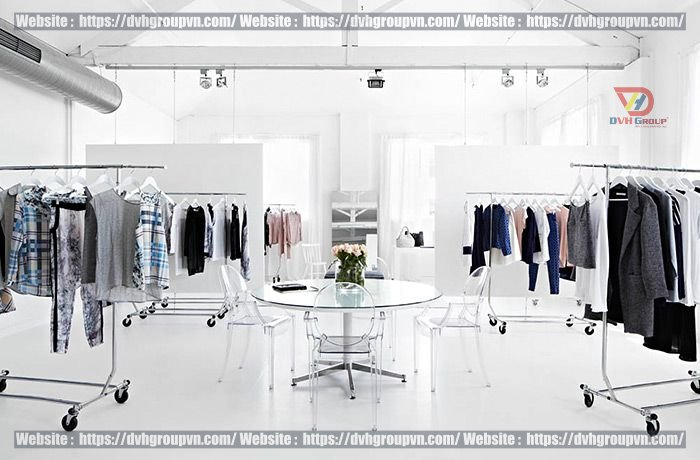 Thiết kế nội thất showroom phải tạo ra cái mới và mang tính sáng tạo