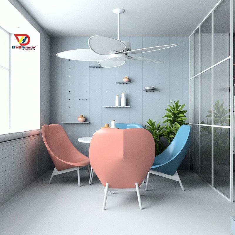 Mẫu thiết kế nội thất căn hộ chung cư tại quận 8