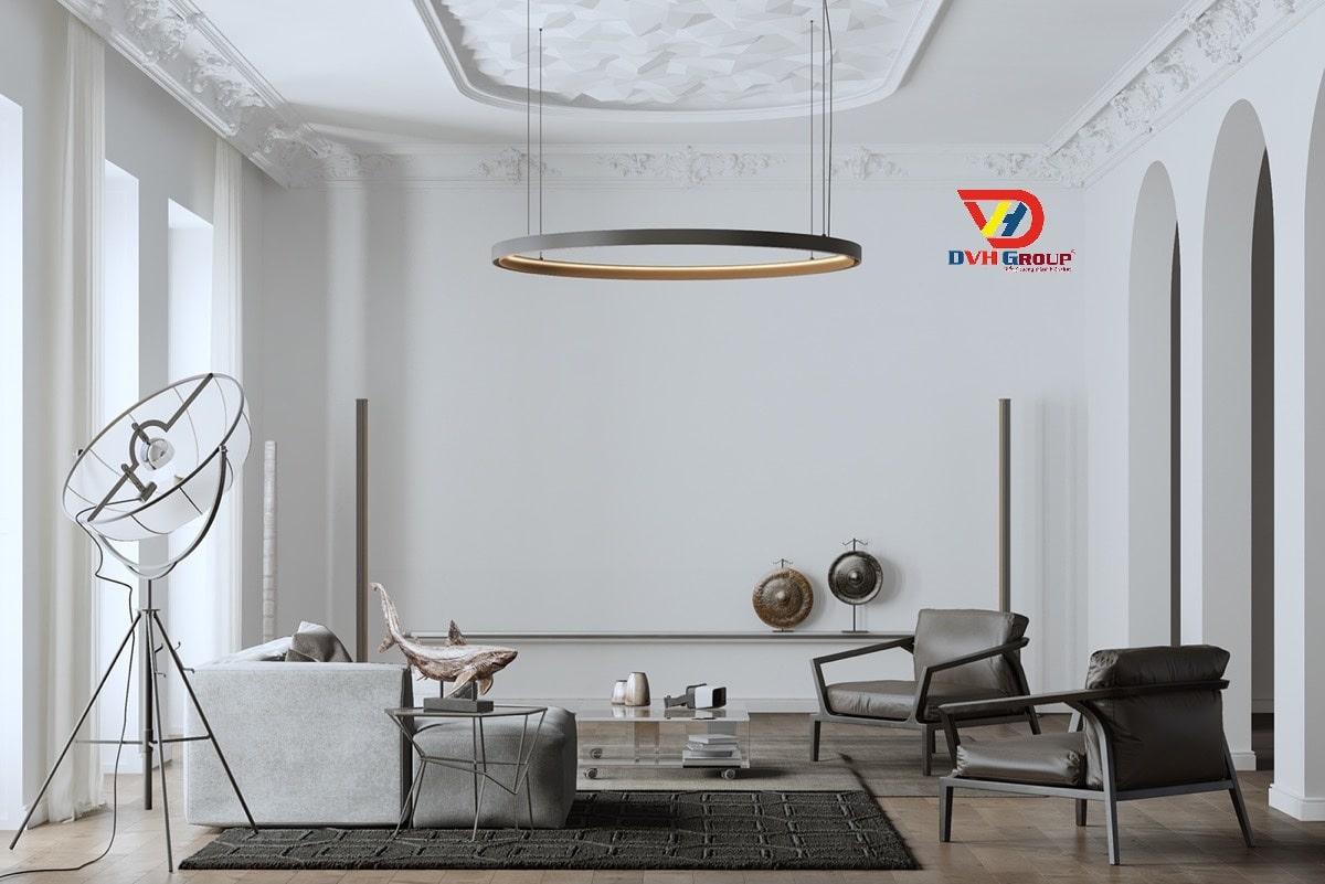 Thiết kế nội thất căn hộ chung cư tại Thủ Dầu Một-Nhựa