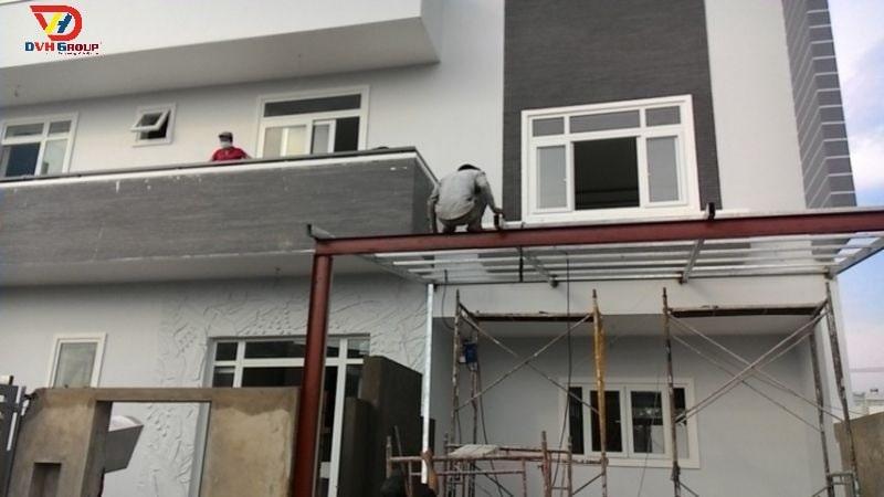 Thiết kế nội thất căn hộ chung cư tại Long Thành- Sơn nhà trọn gói