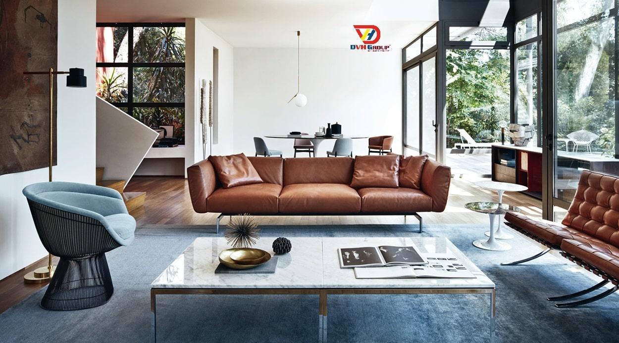 Thiết kế đẹp sẽ mang đến cho không gian nhà bạn sự tiện nghi, sang trọng.