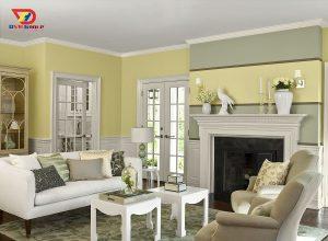 Thiết kế nội thất căn hộ chung cư tại Thủ Dầu Một