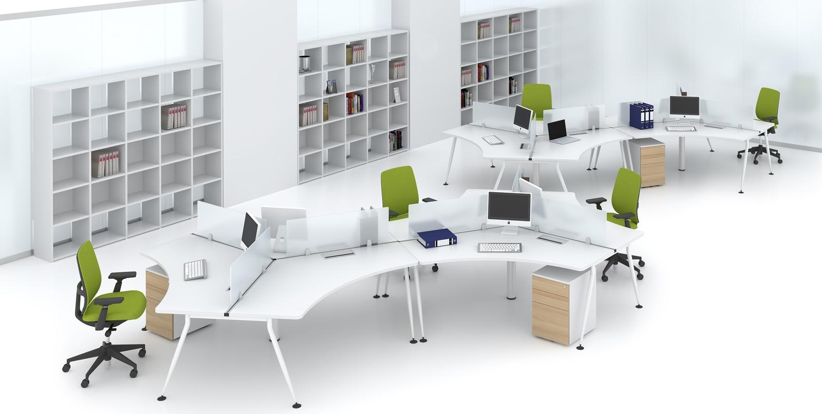 Thiết kế không gian làm việc cho nhân viên
