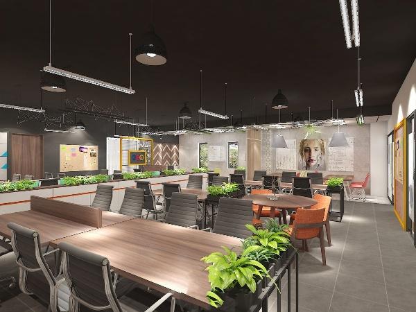 Dự án thiết kế nội thất văn phòng MOG Hà Nội