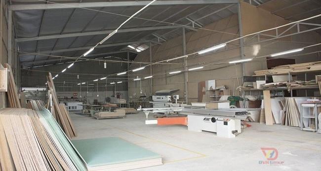 Trực tiếp sản xuất lắp đặt giá thành sẽ giảm