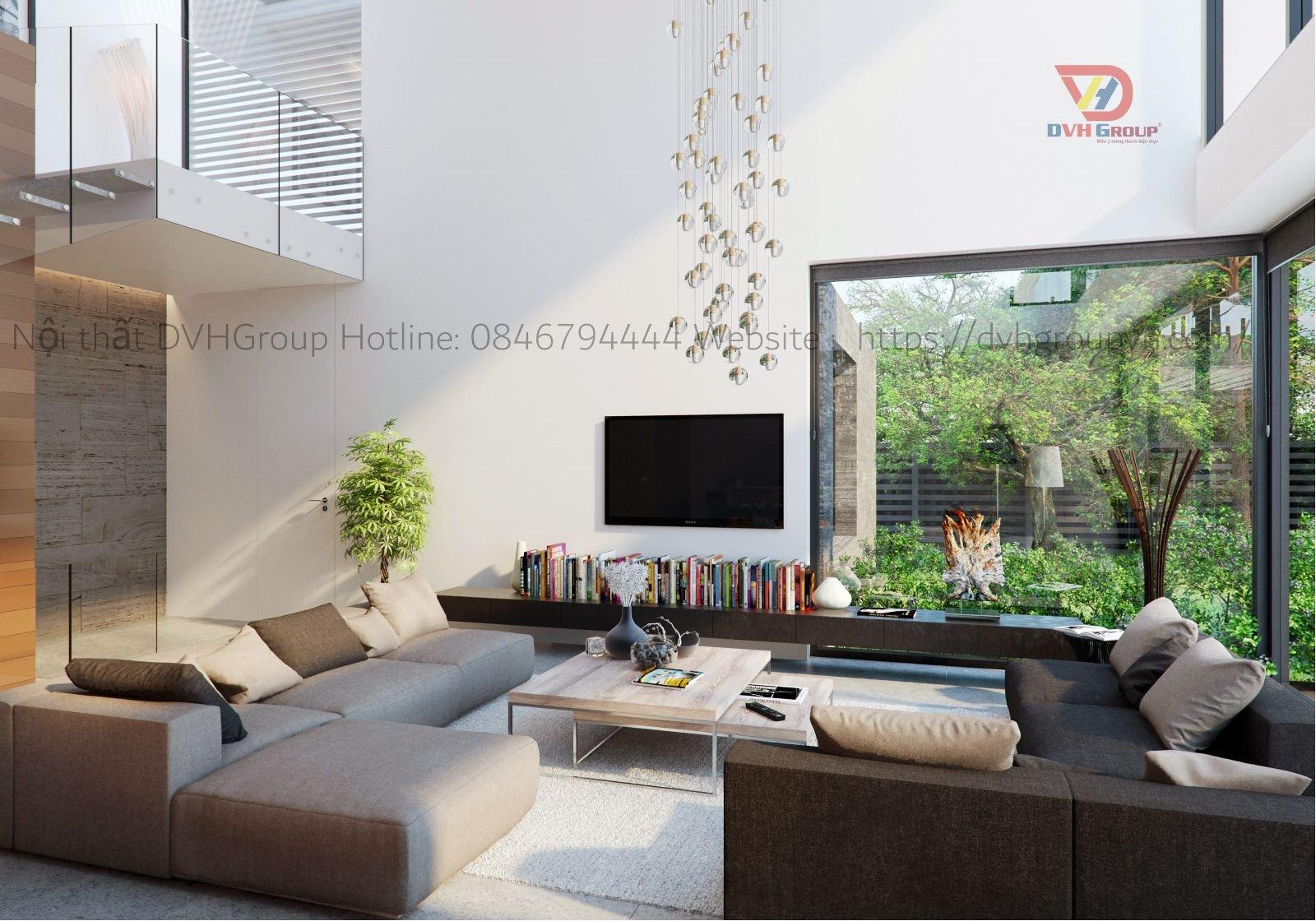 Chọn công ty thiết kế nội thất căn hộ chung cư uy tín, hợp với phong cách của bạn
