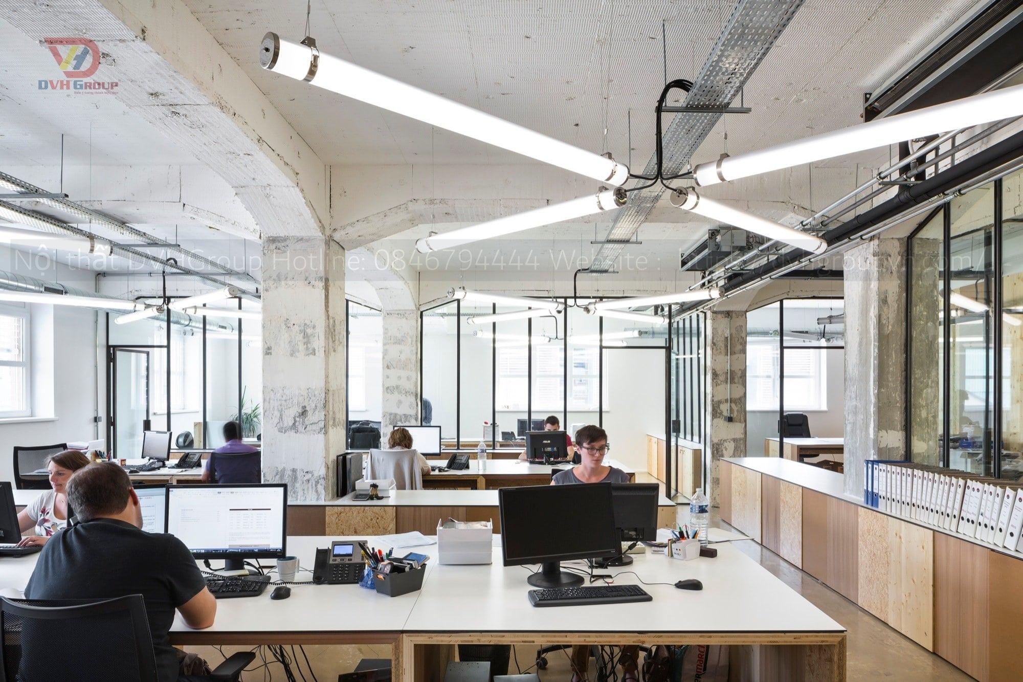 Công Ty Thiết Kế Nội Thất Tại Tỉnh Đồng Nai - Thiết kế nội thất văn phòng