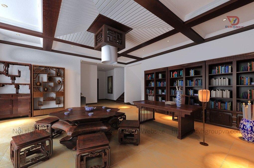 Thiết kế nội thất văn phòng quận Gò Vấp: Bố cục văn phòng di động