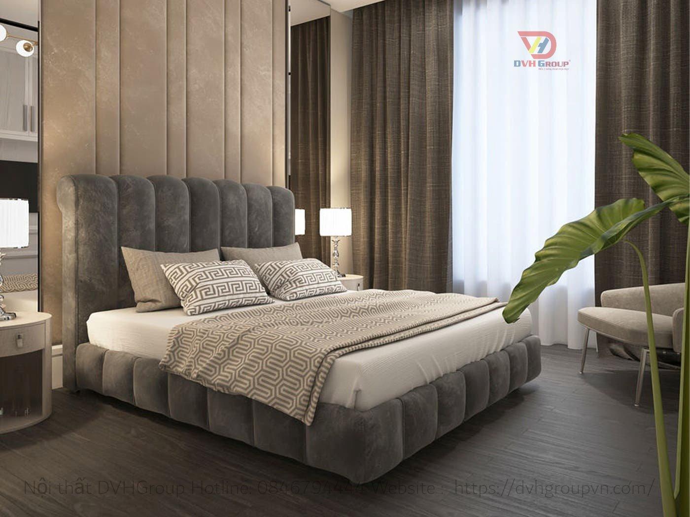 Công Ty Thiết Kế Nội Thất Tại Quận Gò Vấp - Nội Thất DVHGroup - Thiết kế nội thất phòng ngủ