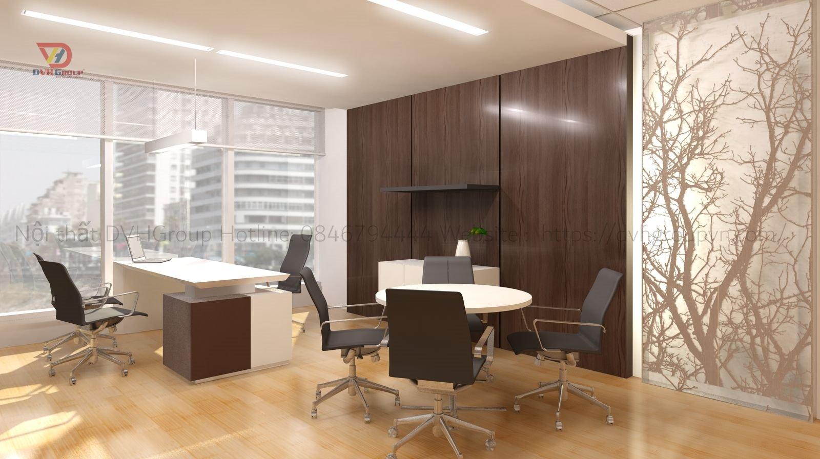 Nội Thất DVHGroup - Thiết kế nội thất văn phòng