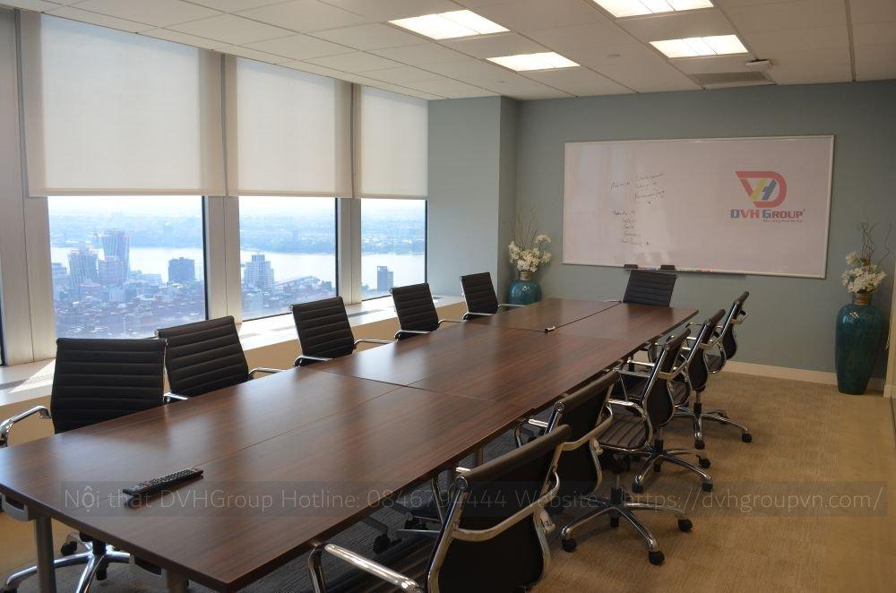 Thiết kế nội thất văn phòng - Phòng họp