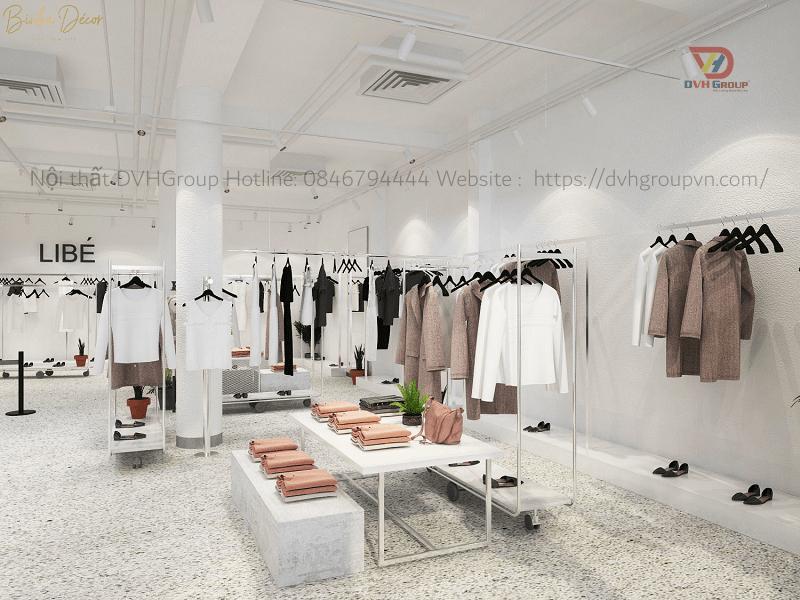 Ý tưởng thiết kế showroom tiếp cận đúng đối tượng và phù hợp xu hướng