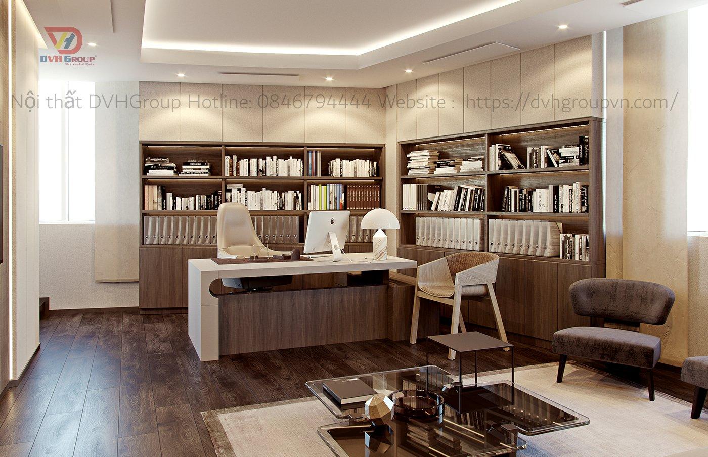 Công ty thiết kế nội thất tại quận Bình Thạnh