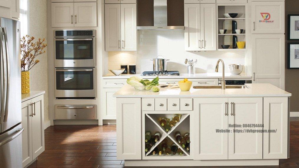 Công ty thiết kế nội thất tại Long Thành - Thiết kế nội thất phòng bếp