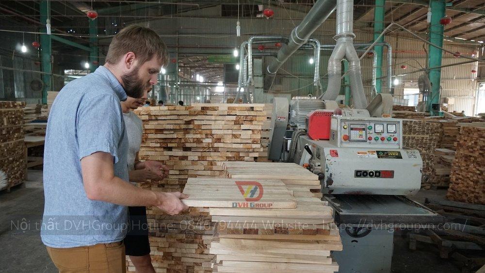 Công Ty Thiết Kế Nội Thất Tại huyện Nhơn Trạch - Xưởng sản xuất