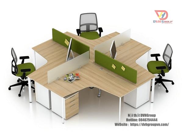 Gợi ý mẫu bàn ghế đẹp trong thiết kế nội thất văn phòng