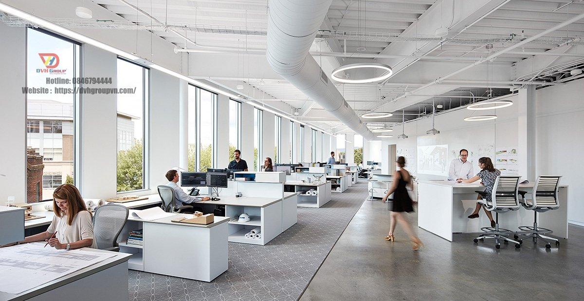 công ty thiết kế nội thất văn phòng văn phòng quận Bình Thạnh
