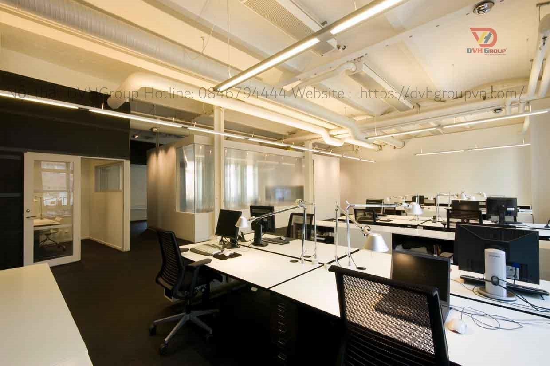 Tông màu chính cho văn phòng