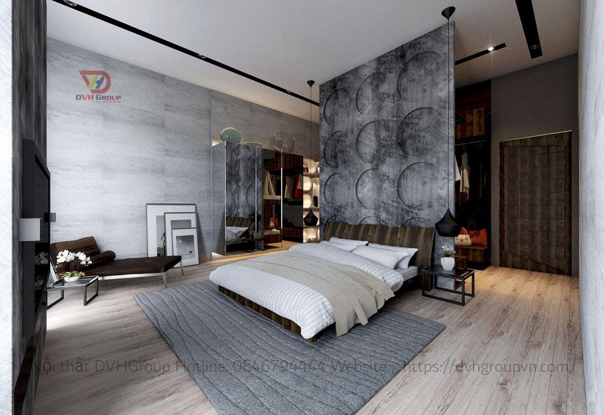 Công Ty Thiết Kế Nội Thất Tại Quận Phú Nhuận - Thiết kế nội thất phòng ngủ