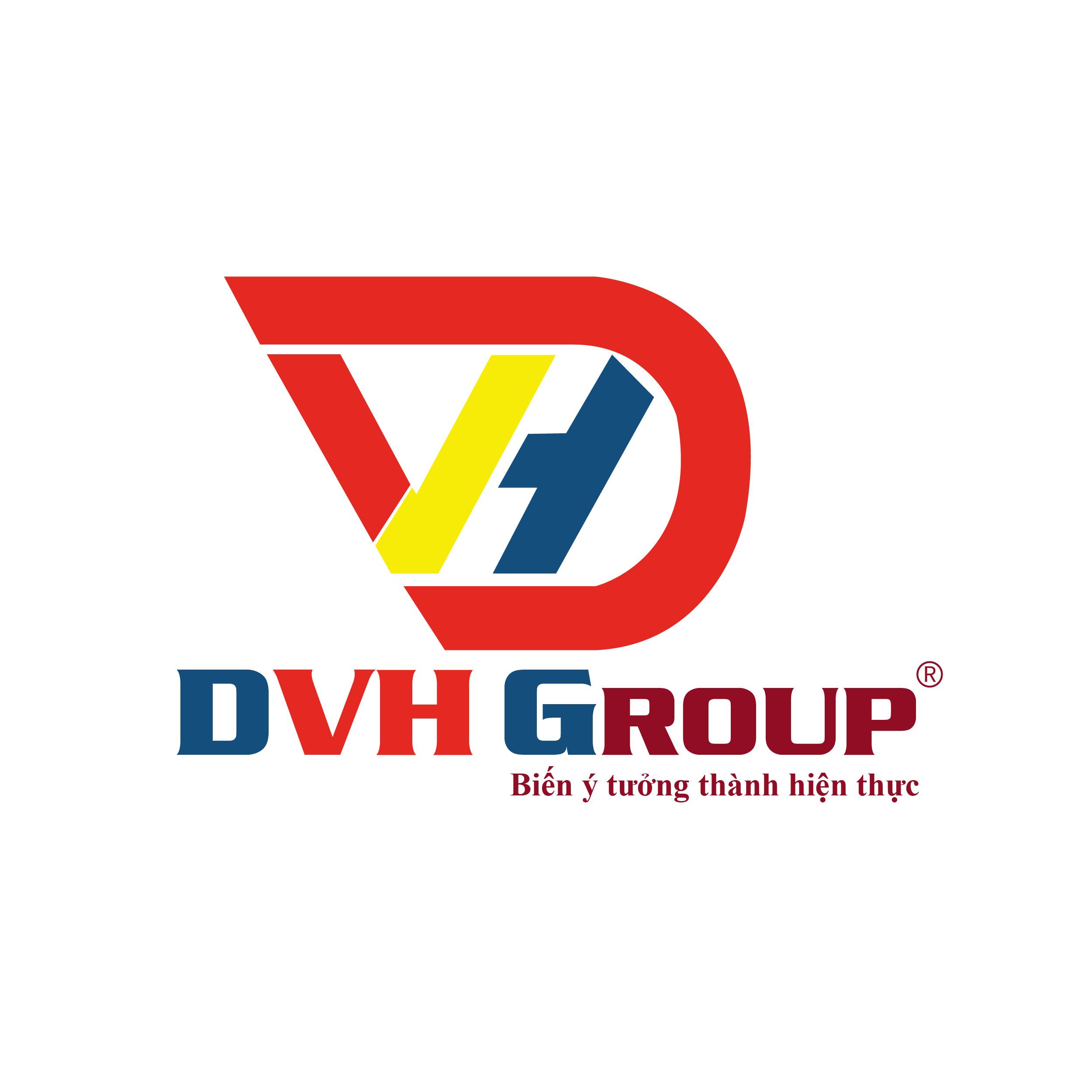 Công Ty Thiết Kế Nội Thất Tại huyện Nhơn Trạch - Nội Thất DVHGroup (logo)