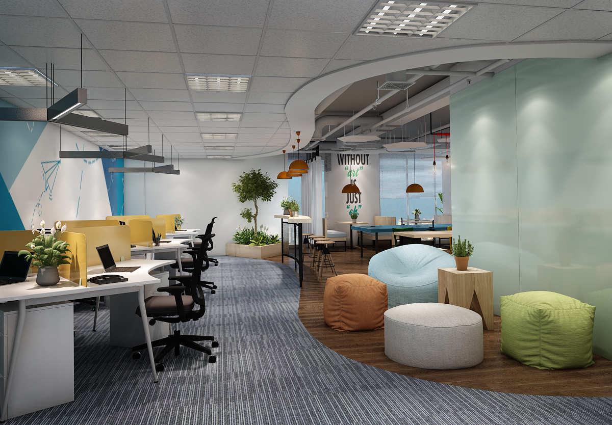 Thiết kế nội thất văn phòng tại quận Bình Thạnh
