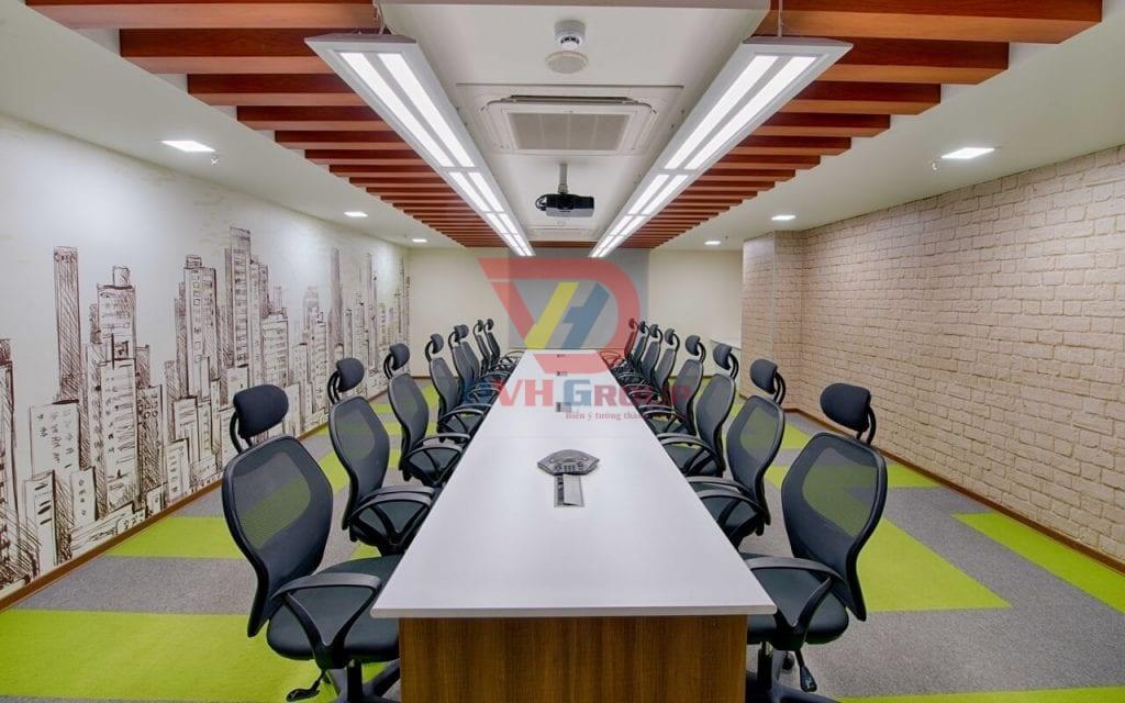 Thiết kế phòng Họp Cho Văn Phòng Theo Nhu cầu