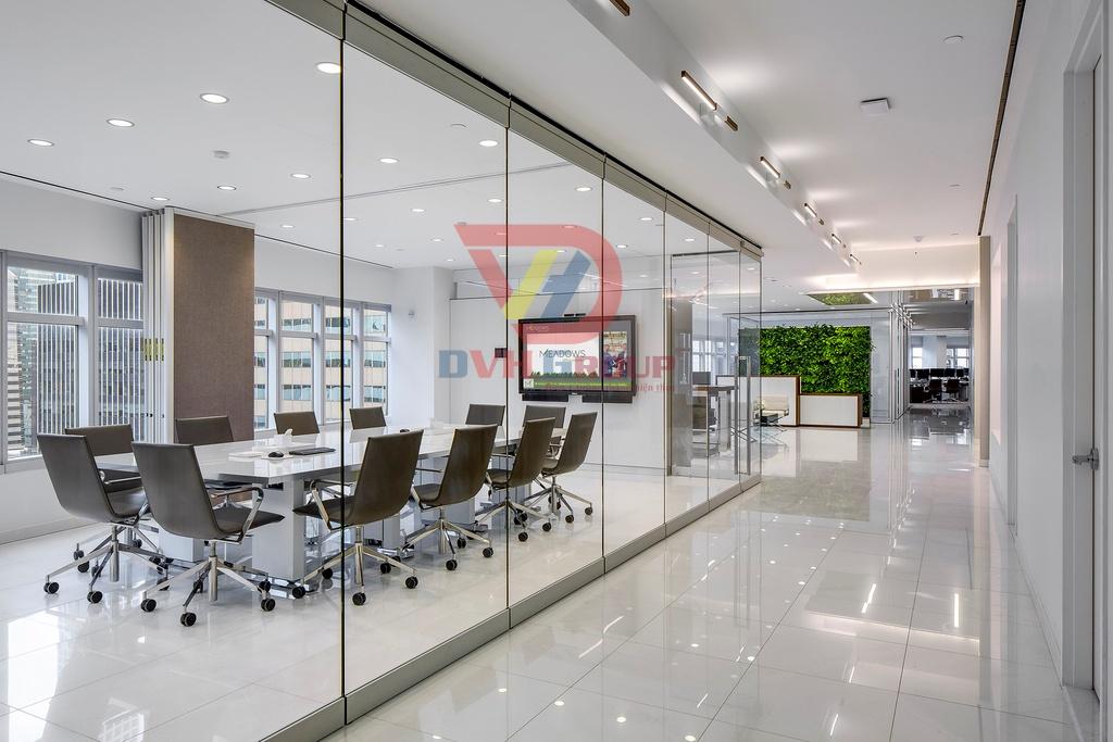 Thiết kế phòng họp cho Văn Phòng Công ty