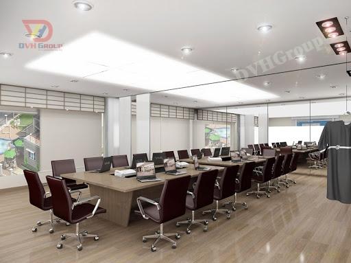 Thiết kế phòng họp cho văn phòng hiện đại